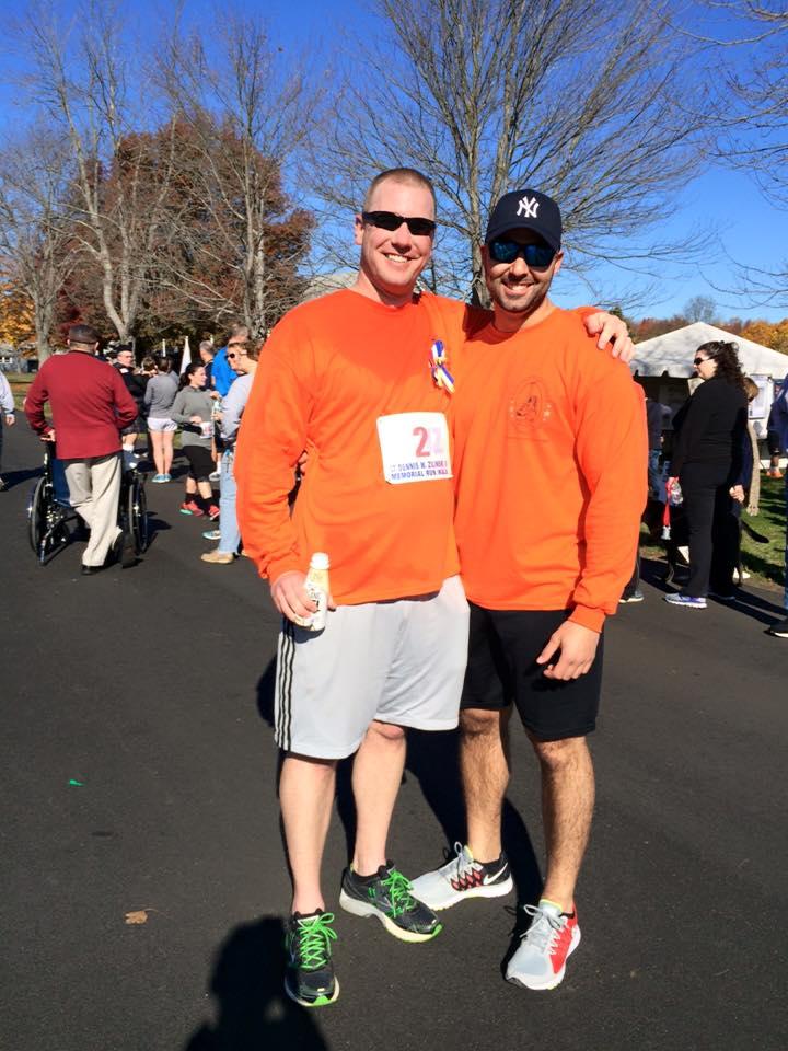 Annual Run with Dennis