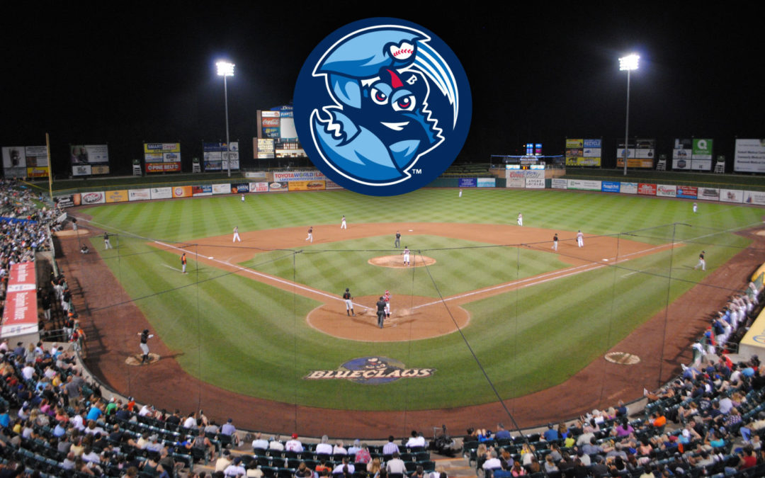 Lakewood Blueclaws Outing