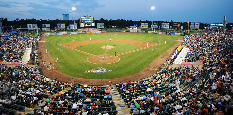 Sponsors for the Blue Claws