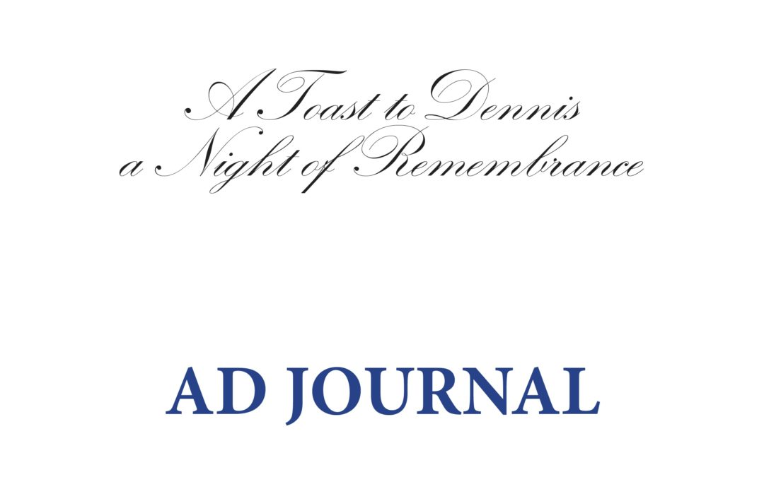 2019 Ad Journal