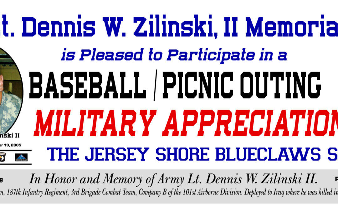 Jersey Shore BlueClaws Outing